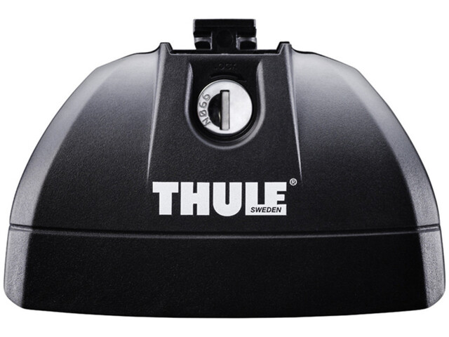 Thule Rapid 753 Roof Rack System 4 Pieces